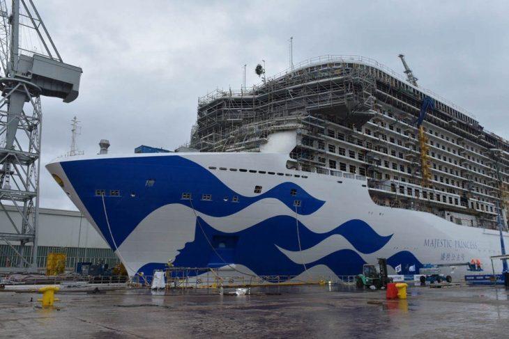 Fincantieri/Chantiers de l'Atlantique: CVD