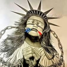 Europa, anno 2019. Muore la libertà, ma solo di alcuni (arrestata Mamma con il gilet giallo….)