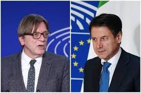 Conte, Verhofstadt, burattini e burattinai – F. Carraro su ilfattoquotidano.it