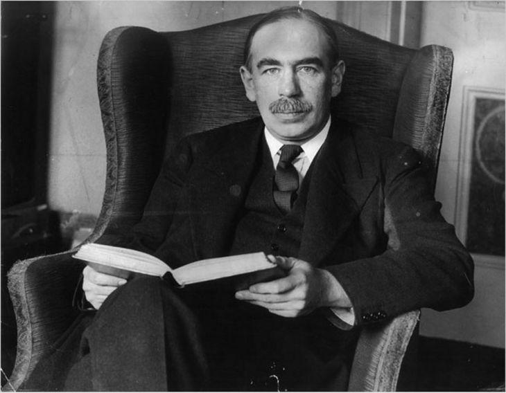 Le buche di John Maynard Keynes – riflessione di una non economista (di Tanja Rancani)