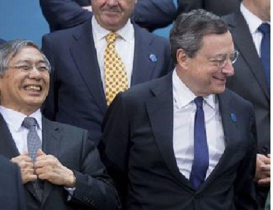 Bank of Japan e BCE. Chi è riuscito a risollevare l'inflazione?