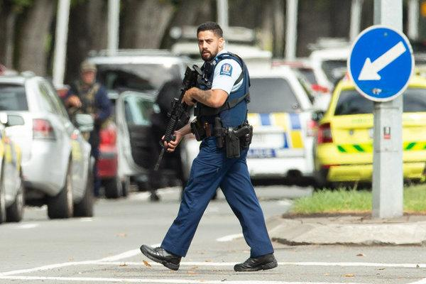 Strage in Nuova Zelanda. Follia in azione