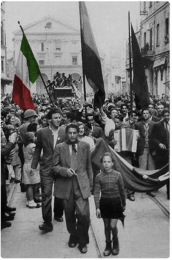 Sindacati, sinistra e (finti) partigiani: i veri impostori del 25 aprile (di Giuseppe PALMA)