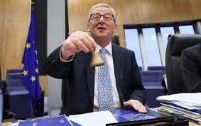 Juncker mentitore! L'Italia contributore netto dal 2000. Vattene tu o ce ne andiamo noi