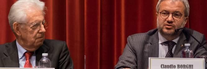 Borghi Vs Monti: realtà contro battute. Quando a fronte di dati ci sono battutine
