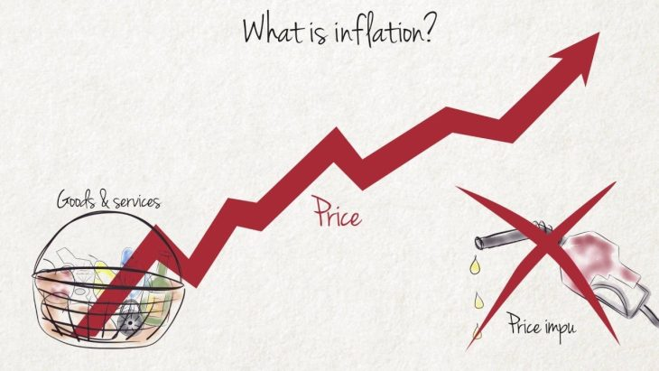 Dati inflazione Italia: leggero incremento, comunque poco sopra la metà della Germania