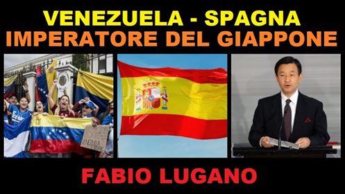 Spagna, Venezuela e Giappone. Intervista a Fabio Lugano