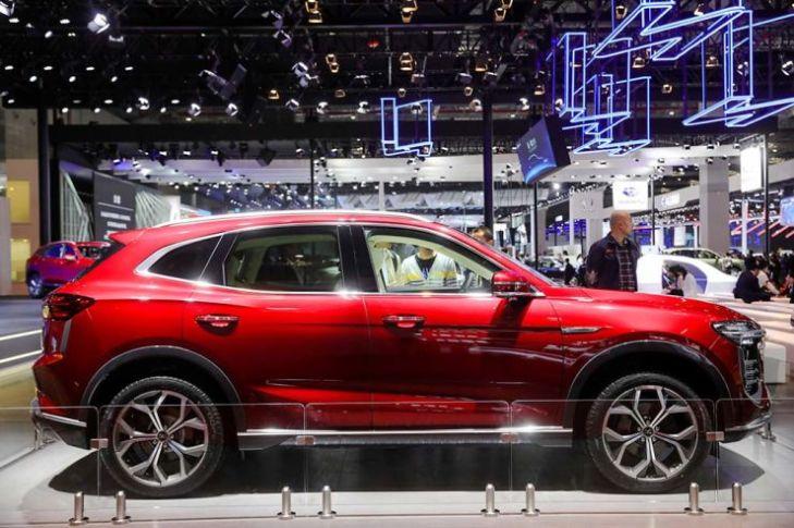 Cina: 10 mesi consecutivi di calo nelle vendite di auto