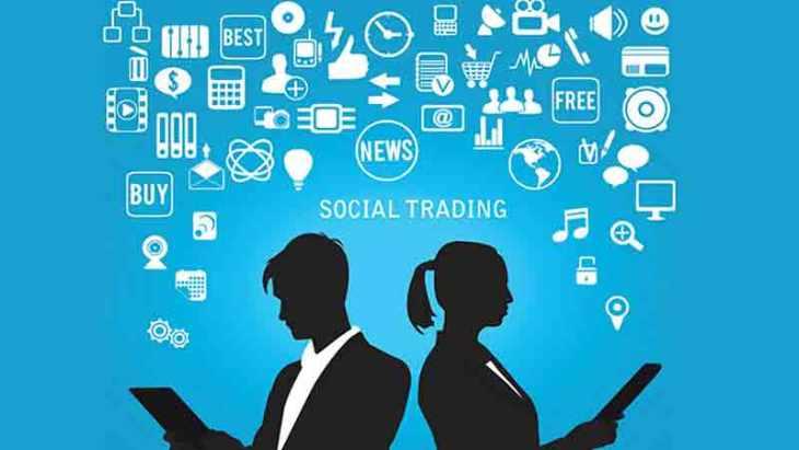 Trading online nel mondo dei social