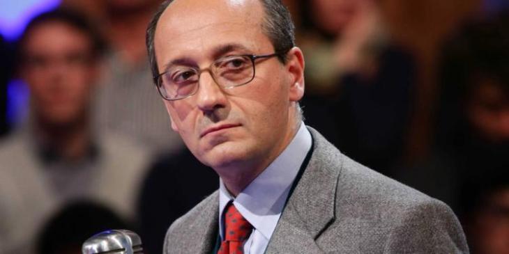Bagnai da Lucia Annunziata: Euro, Minibot e gli obiettivi del governo. Poi scontro con Landini