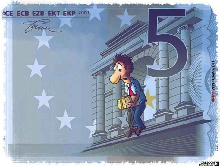 SI AVVICINA OGNI GIORNO IL MOMENTO  IN CUI SI DOVRA' SCEGLIERE FRA EURO E VITA.