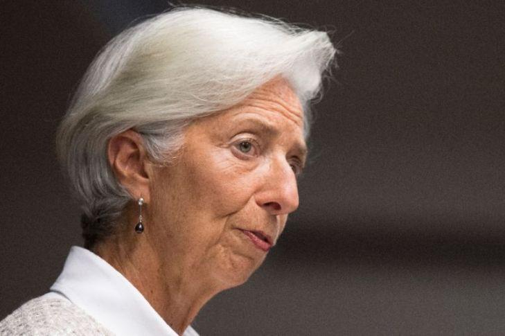 """""""50 SFUMATURE DI BCE"""" Christine Lagarde alla guida della Banca Centrale"""