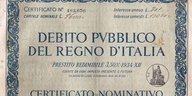 CHI STA COMPRANDO I TITOLI DI STATO ITALIANI (e non solo quelli)?