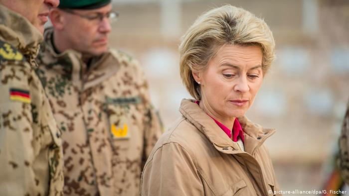 NOMINE UE: CI SARA' DA DIVERTIRSI. Prima Parte la Ursula Von der Leyen