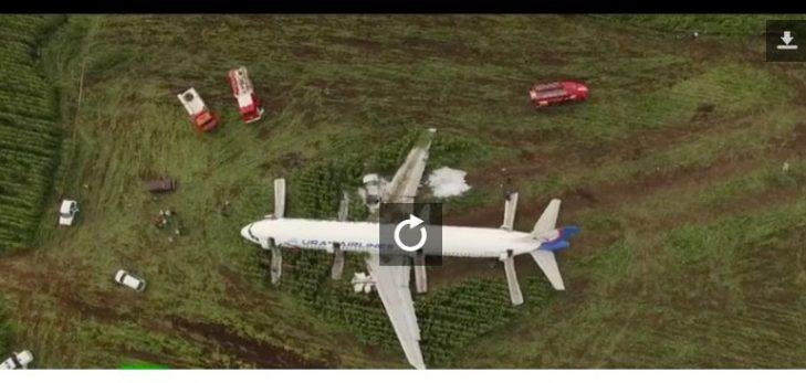 ALTRO AEREO ABBATTUTO DAGLI UCCELLI (VIDEO) il problema del Bird Strike