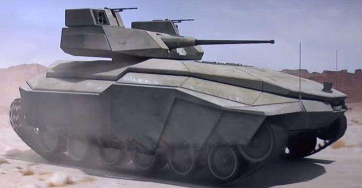 VIDEO: IL NUOVO CARRO SEMI-DRONE DI ISRAELE PER IL COMBATTIMENTO URBANO