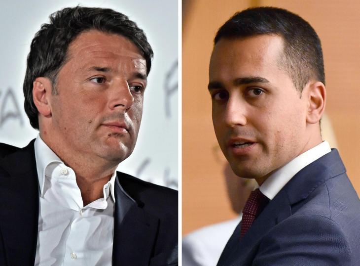 Di Maio ha l'ultima occasione per liberarsi del triangolo della morte Pd-Conte-Renzi (di Giuseppe PALMA)