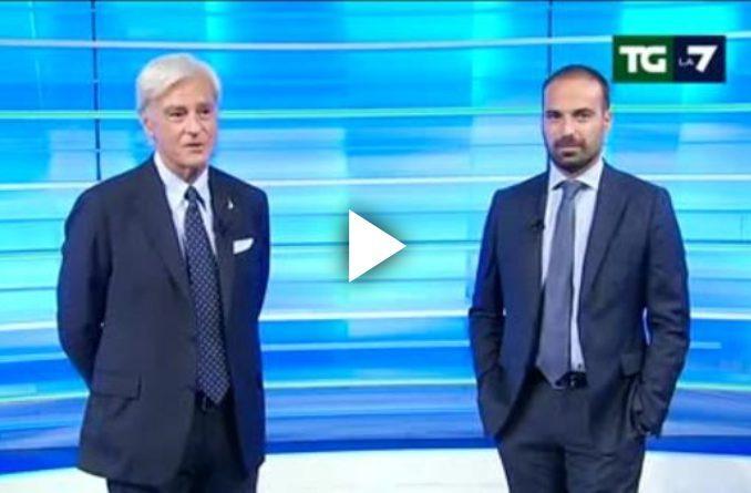 RINALDI VS MARATTIN  SULLA MOSSA DI DRAGHI