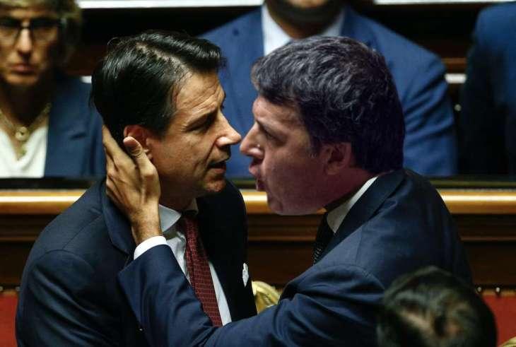 NESSUNO CREDE AL GOVERNO GIALLO-FUCSIA, PRIMO FRA TUTTI GIUSEPPI