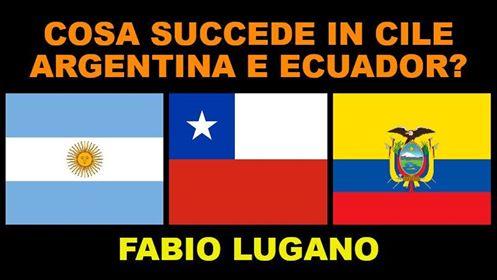 CHE SUCCEDE UN SUD AMERICA: intervista a Fabio Lugano