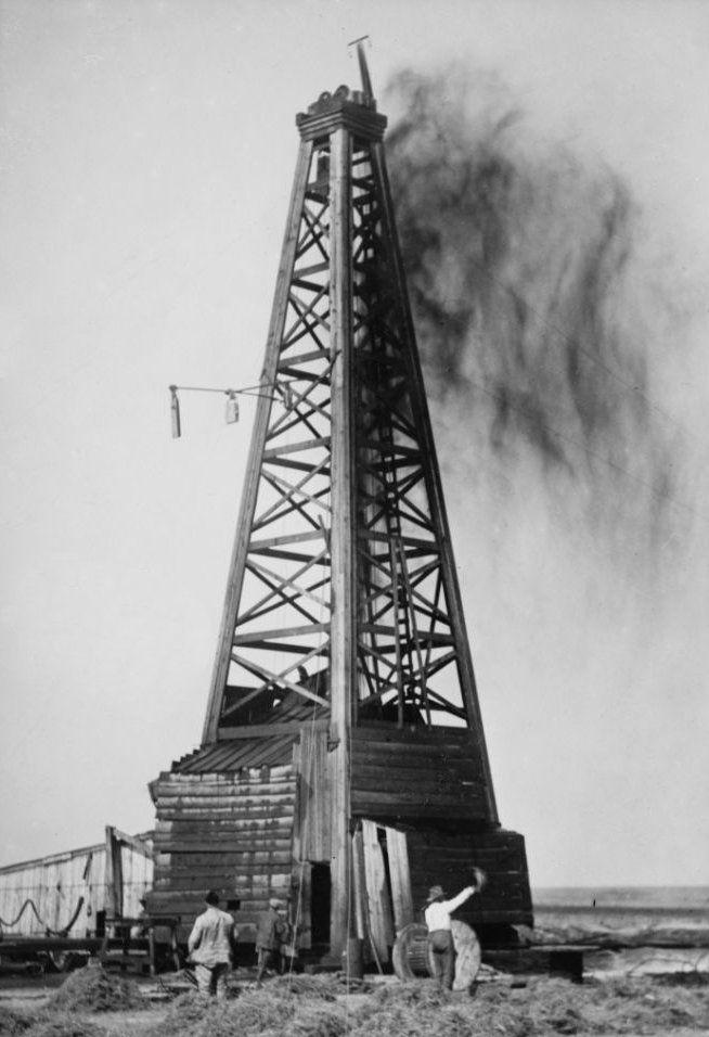 I prezzi del Petrolio nella Storia, dall'ottocento ad oggi