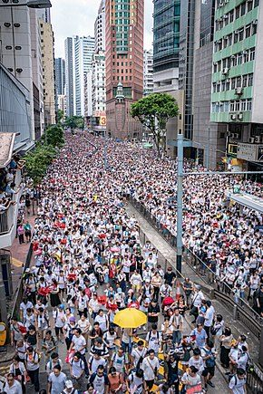 Il Senato Usa passa la norma pro manifestanti Hong Kong. Forti tensioni con la Cina