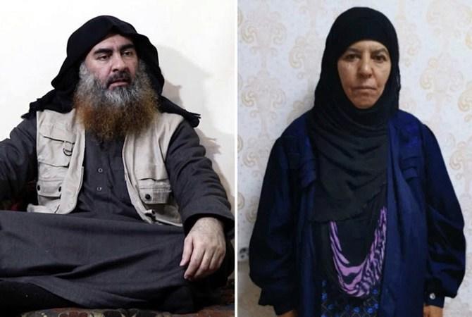 La Turchia afferma di aver catturato la sorella di Al Baghdadi