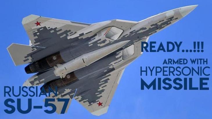 Su-57, entra in servizio il caccia di V generazione russo