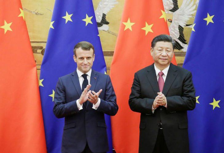 MA ALLA FINE PARTIRA' LA COMMISSIONE VON DER LEYEN? Sembra che Macron la stia sabotando…
