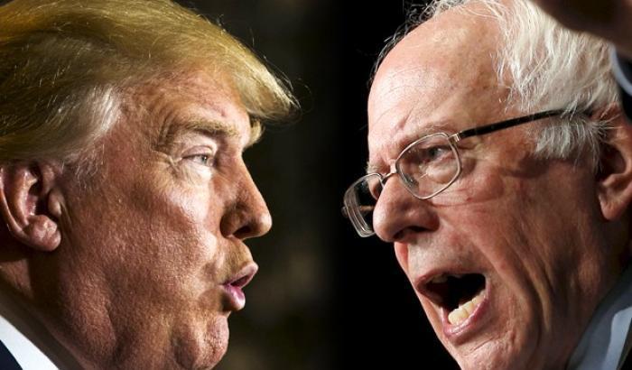 TRUMP vs SANDERS: perché gli USA hanno bisogno di un vero scontro ideologico