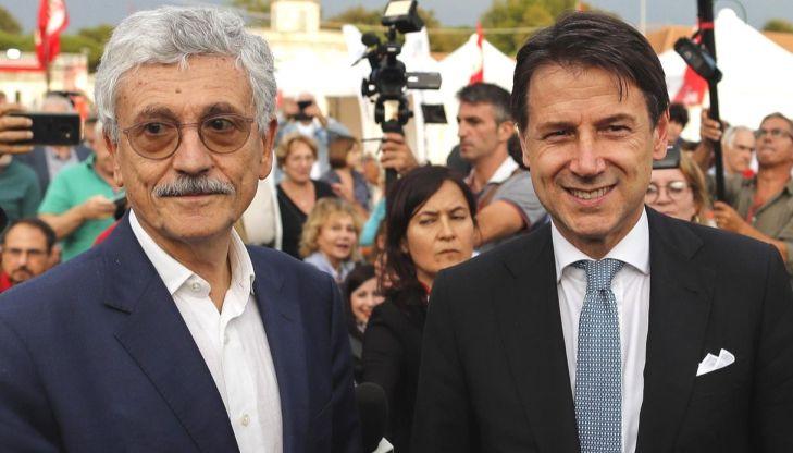 2000-2020 D'Alema VS Conte: la differenza in vent'anni di storia politica italiana (un corsivo di Giuseppe Palma)