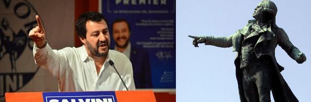#Gregoretti: Salvini come Danton, ma con un finale diverso (di Giuseppe Palma)