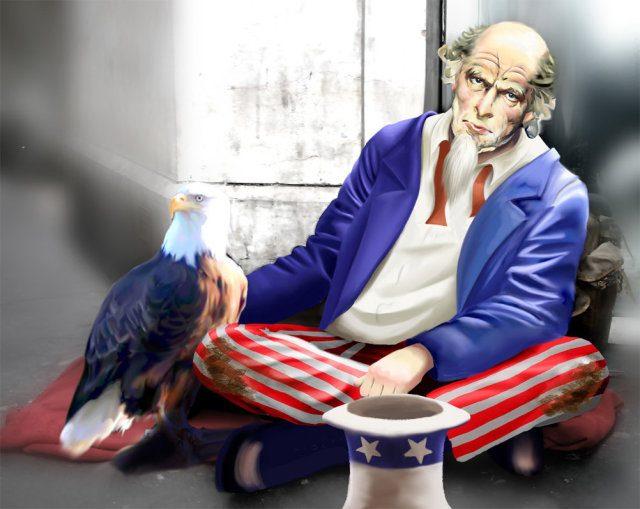 Nove stati USA verso la recessione nel 2020