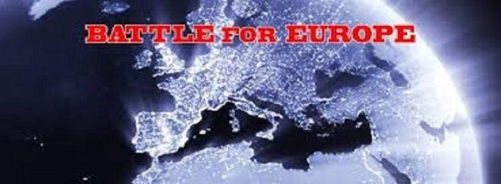 LA BATTAGLIA PER L'EUROPA (di Marco Santero)