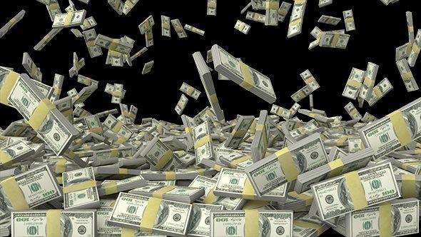 """""""TUTTI RICEVERANNO UN ASSEGNO"""". Trump investe 850 miliardi di dollari, soldi veri. Gualtieri, vattene…."""