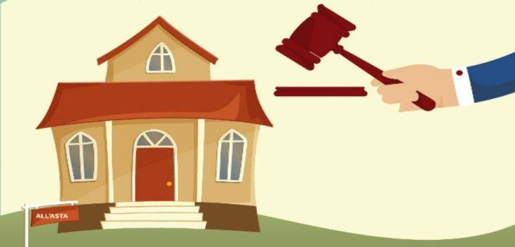 Appello per una moratoria delle vendite giudiziarie immobiliari