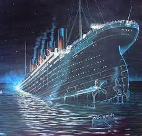 COVID-19: TITANIC IN AFFONDAMENTO AL COMANDO DEL FISCO (di Silvio Ceci)