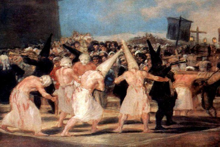 ROMA: RAGGI E CINQUESTELLE NEMICI DI CHI VUOLE GUADAGNARSI DA VIVERE ONESTAMENTE, amica dei flagellanti