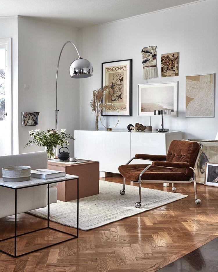 overhanging floor lamp, light fixture for home staging
