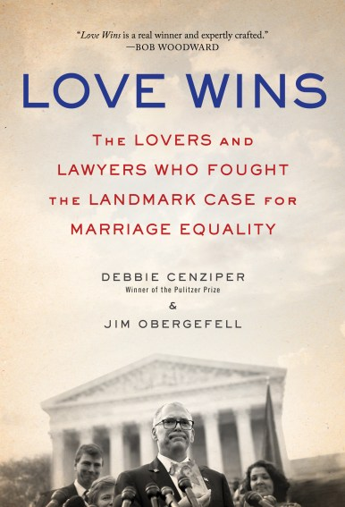 The cover of Love Wins