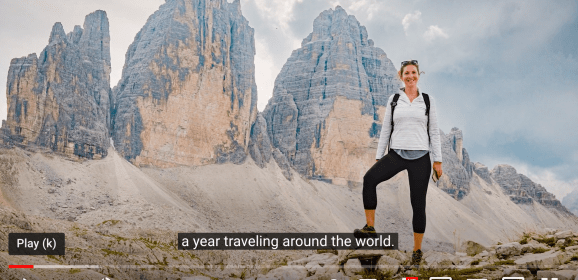VIDEO: Around the World with Kristina Sym '07