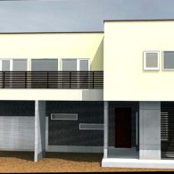 Y邸新築工事 概要:2階建て 57坪(完成)