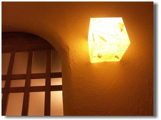 手造り照明