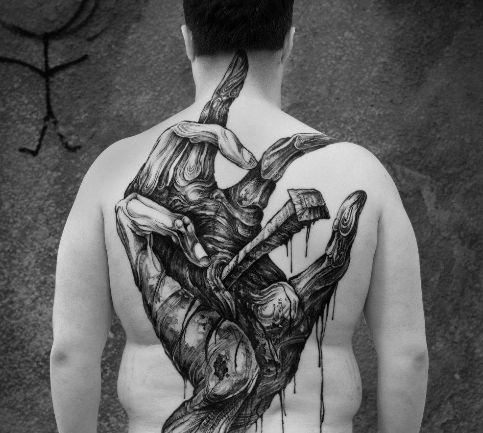 10 Best Tattoo Artists Of 2018editors Picks Scene360