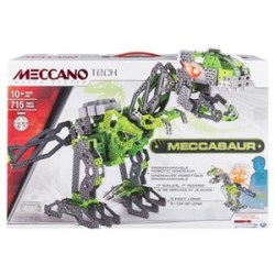 Meccasaur by Meccano Maker Systems