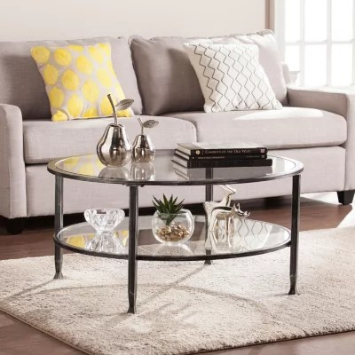 bakerton round cocktail table assorted colors