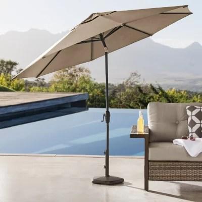 proshade sunbrella outdoor patio hand