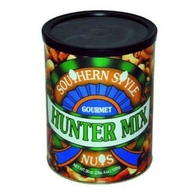 Southern Style Nuts Hunter Mix 36 Oz Can Sams Club