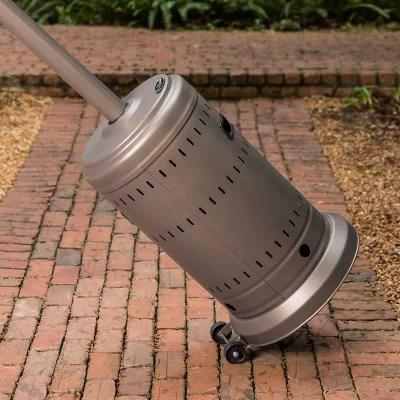 fire sense 46 000 btu kaffee patio heater