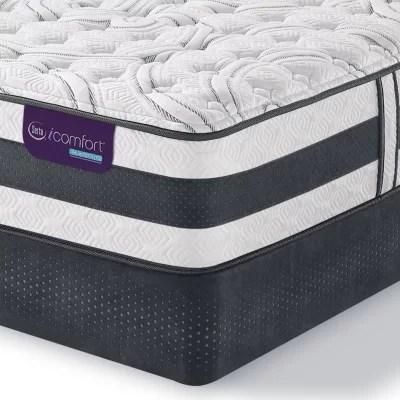 serta icomfort hybrid limited edition luxury firm california king mattress set